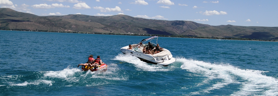 Enjoy endless fun on the water